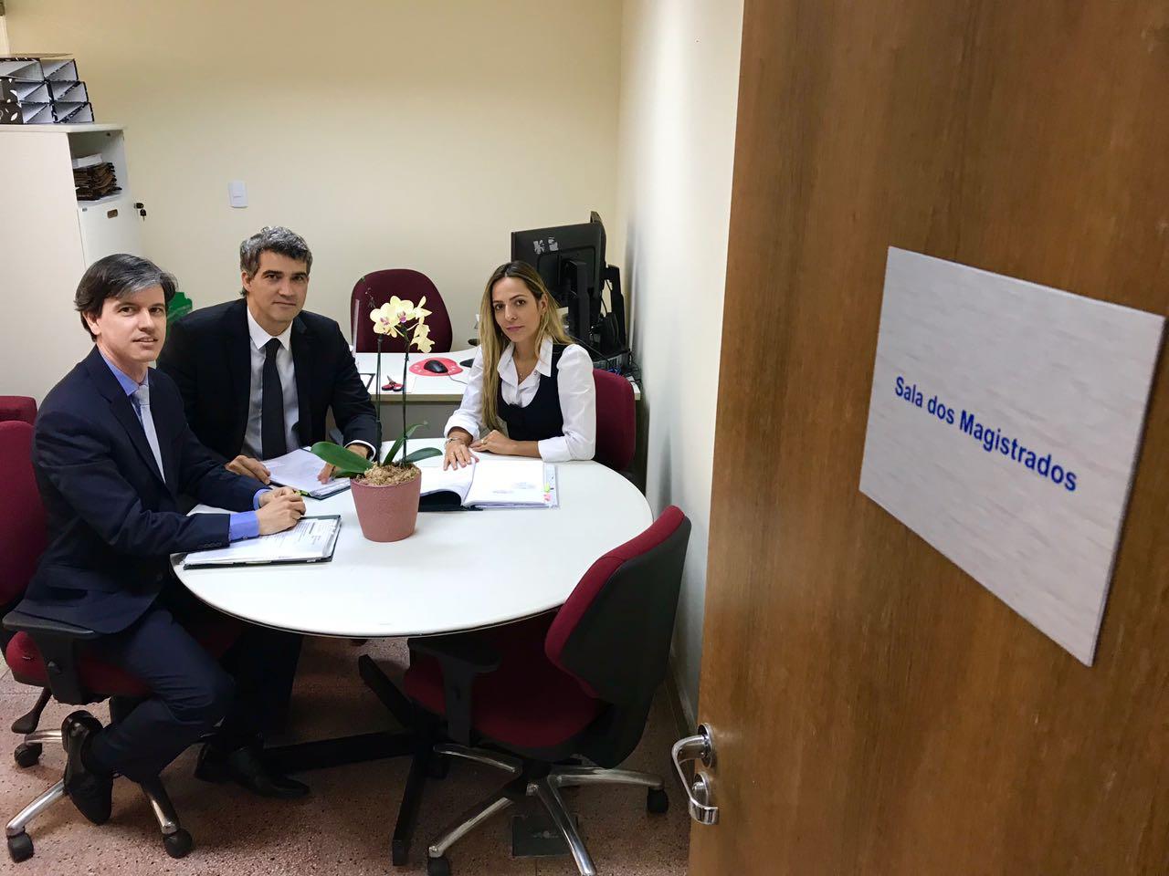 2ª Vice-Presidência dispõe de sala reservada a Magistrados do TJBA
