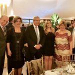 Des Emílio Salomão, Desa Maria da Graça, Des Augusto Bispo, Desa Ivone e Carlos Henrique Ramos